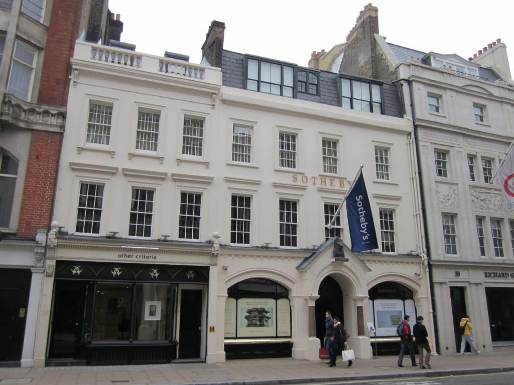 London_34-35_New_Bond_Street_Sothebys