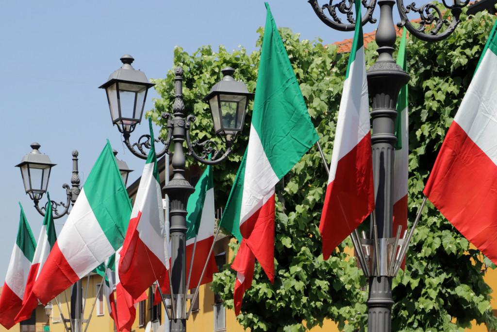 italian-flags